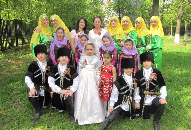Фестиваль народного танца «Планета Дружбы»