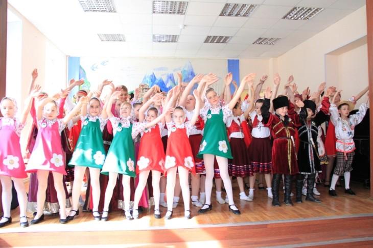 Первый межрегиональный фестиваль народного танца «Планета Дружбы»