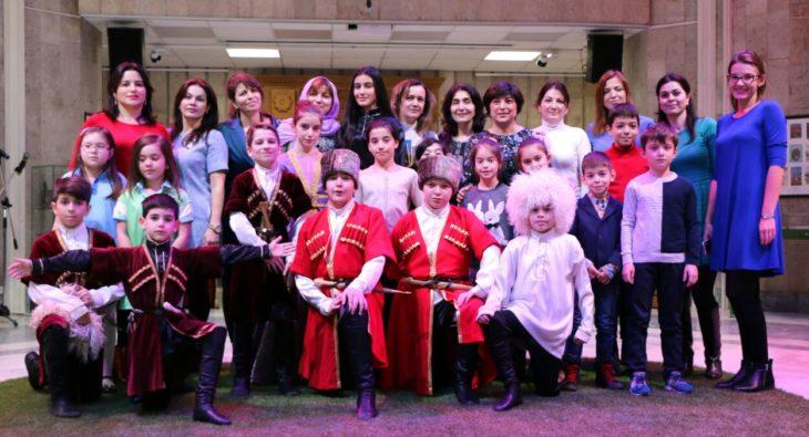 День родного языка «Родное называю родным!» школа Намус